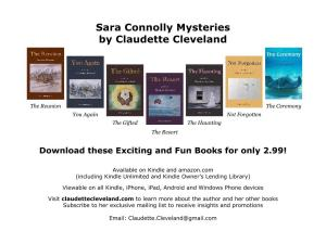 Sara Connolly Mysteries